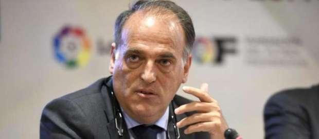 La Liga se querella contra 10 aficionados del Rayo Vallecano