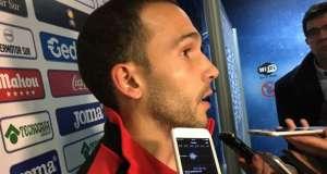 Nacho tras el Getafe 1-0 Rayo