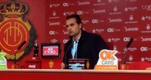 Rueda de prensa de Rubén Baraja tras el Mallorca 2-1 Rayo Vallecano
