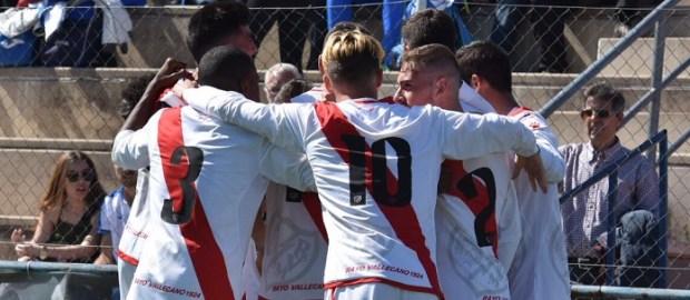 Crónica: Getafe B 0-2 Rayo B