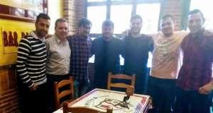 #TertuliaUR con Antonio Morillo y Ángel Barranco