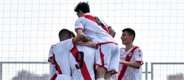 El partido de la jornada: Juvenil B 3-1 Atlético de Madrid