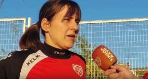 """Alicia Gómez: """"Mi familia fue la gran partícipe de que me dedique al fútbol"""""""