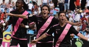 Galería fotogrática del Zaragoza 1-1 Rayo