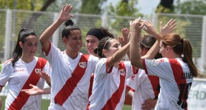 Crónica: Femenino 7-1 Oiartzun