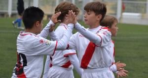 El partido de la jornada: Alevín B 3-1 Casarrubuelos