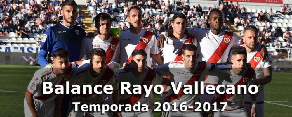 Crónica de una temporada: Rayo Vallecano