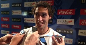 Baena tras el Rayo 1-2 Córdoba