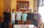 #TertuliaUR con Peragón y Mario Cortijo