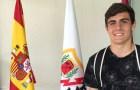 El Juvenil A se refuerza con Carlos Pascual