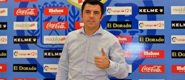 Luis Cembranos, nuevo técnico del Rayo B