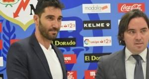 Presentación de David Cobeño como nuevo director deportivo del Rayo