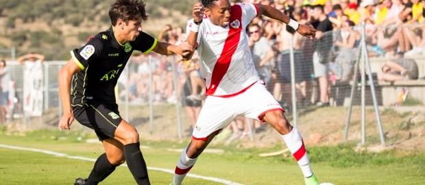 Crónica pretemporada: Alcorcón 0-1 Rayo