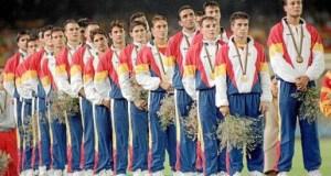 El Oro rayista de Barcelona 92