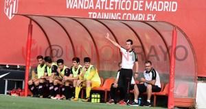 Galería: Atlético de Madrid 2 – 2 Juvenil A