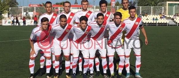 El partido de la jornada: Juvenil B 1-1 Real Madrid