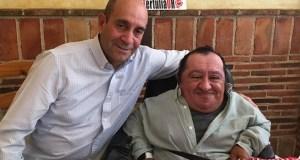#TertuliaUR con Antonio Luquero y Antonio Castilla