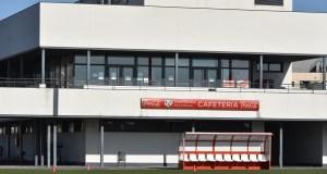La cafetería de la Ciudad Deportiva pasa a ser gestionada por el Rayo