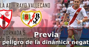 Previa: Sevilla Atlético – Rayo Vallecano