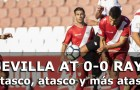 Crónica: Sevilla At. 0 – 0 Rayo Vallecano