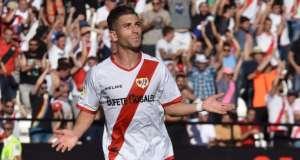 """Embarba, sobre su renovación: """"El Rayo será mi primera opción"""""""