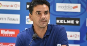 Rueda de prensa de Míchel en la previa del Rayo – Sporting