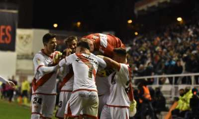 Estadísticas Rayo Vallecano
