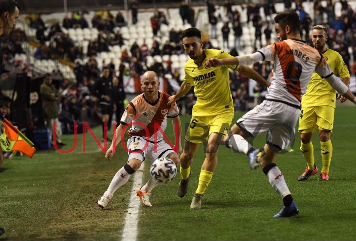 El Pase Corto: Rayo 0 - 2 Villarreal - Unión Rayo