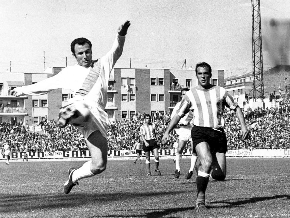 Fallece Ignacio Bordons, sexto jugador con más partidos en la historia del Rayo Vallecano