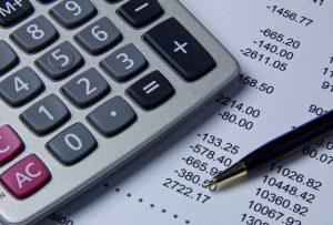 calculator and accounts