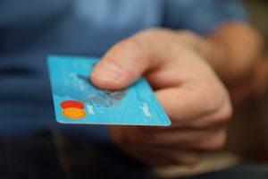 advantages of e-commerce, credit card