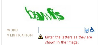Evolution of Captcha