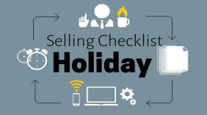 holiday selling