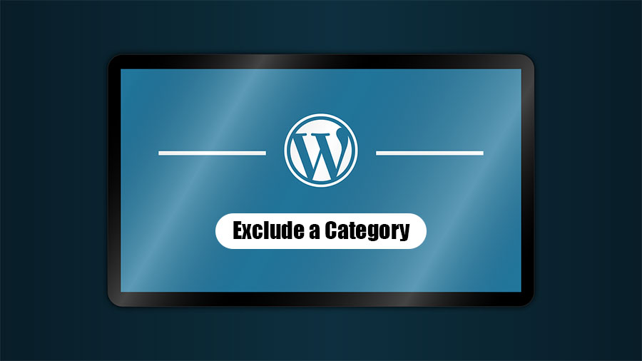 Exclude a Category from Your WordPress Homepage - 2 Methods