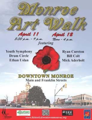 Art Walk Poster 2014