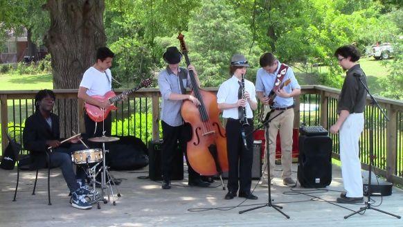 Union Jazz Treehouse Vineyards June 7
