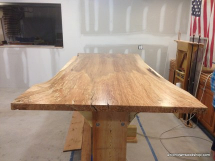 Soft Maple Bar Top