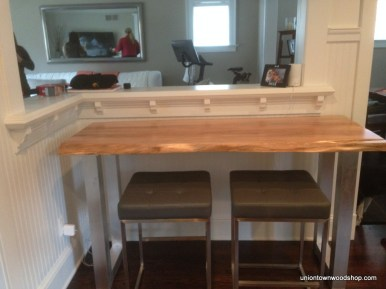 Soft Maple Table