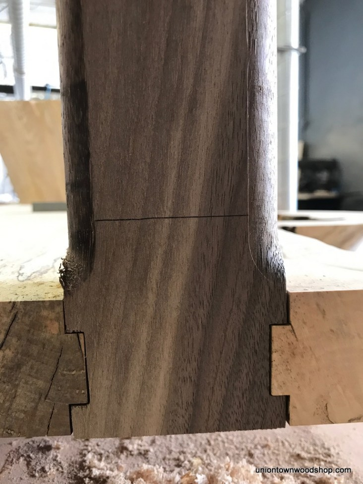 Sam Maloof Joinery Part 2