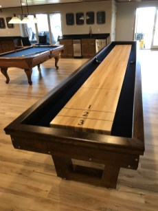 18 Foot Shuffleboard Table