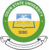 Osun State University Pre-Degree Result/Admission List