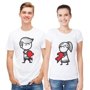Puzzle Couple T shirts