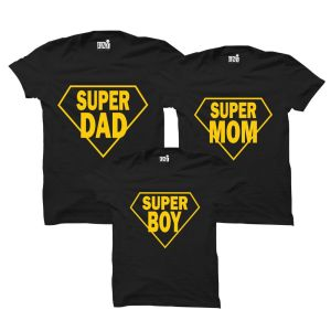 Super Family Matching T-shirts