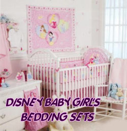 Baby Disney Nursery Bedding