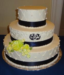 Cheap Wedding Cake Ideas