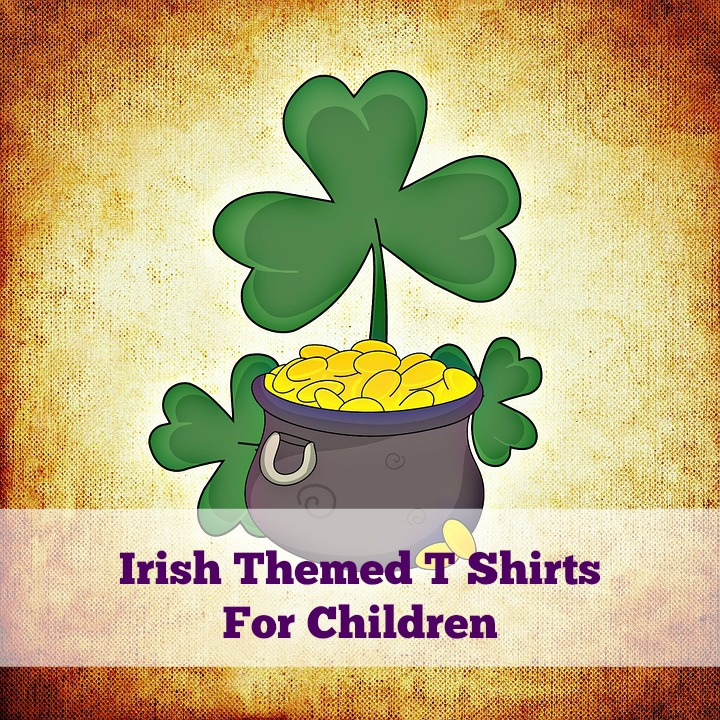 Irish shirts for kids