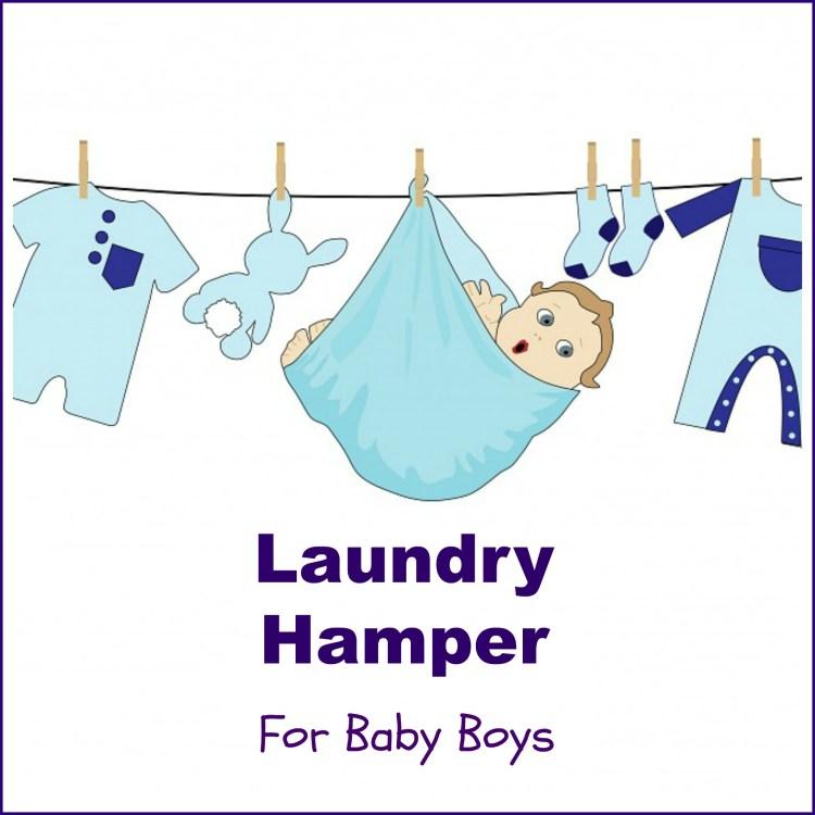 laundry hamper for boys