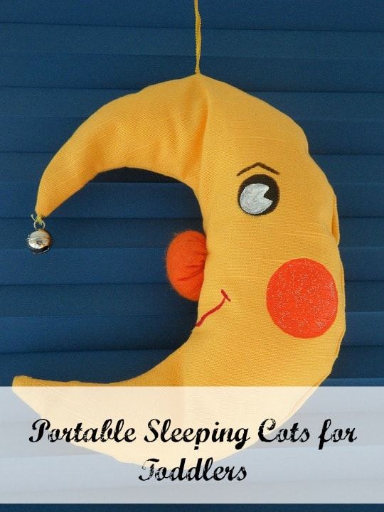 sleeping cots for toddlers