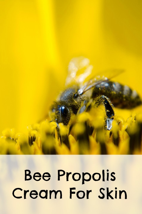 bee propolis cream for skin