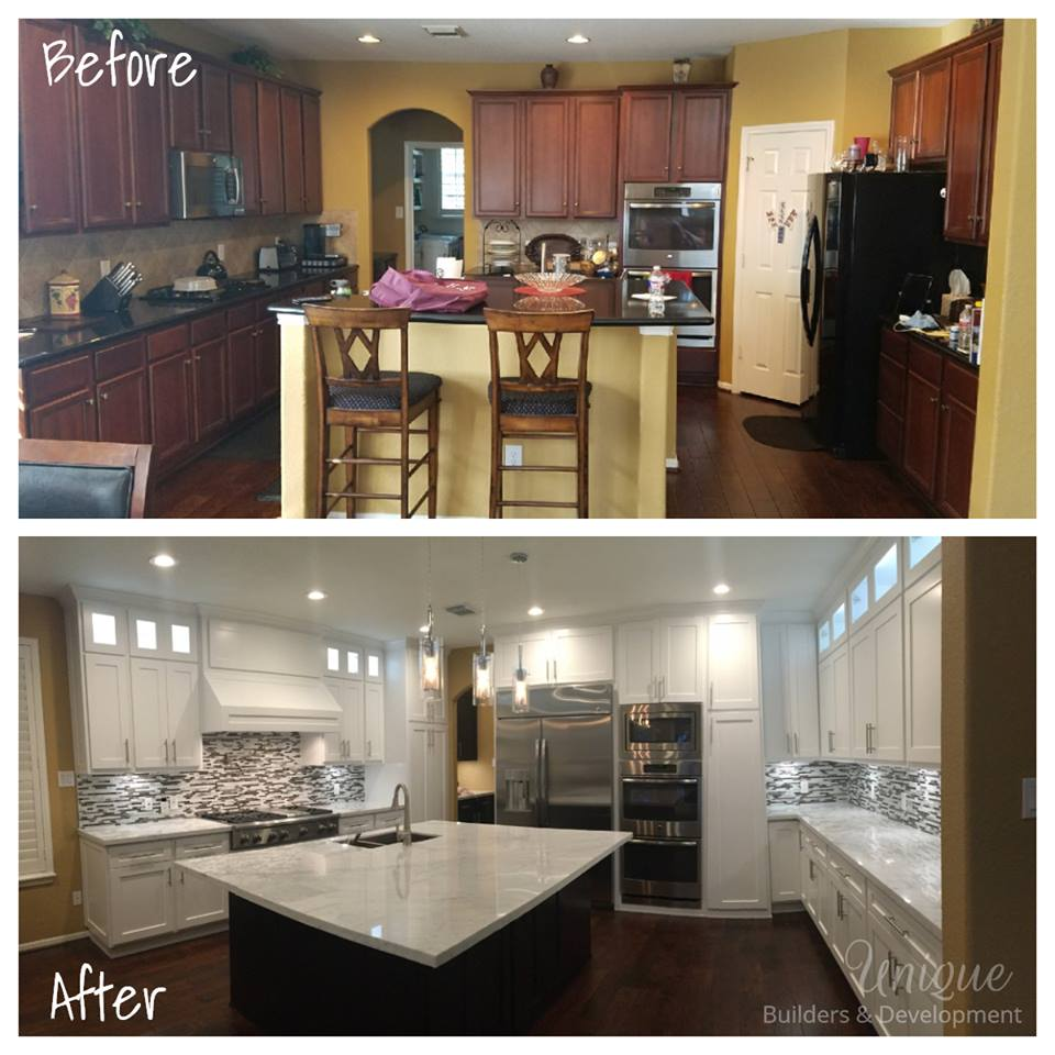 kitchen remodeling houston | cost estimate | over 30 yrs